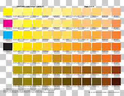 Orange Pantone Color Chart 143 Pantone Colors Png Cliparts For Free Download Uihere