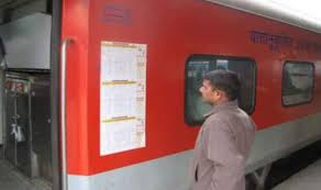 Indian Railway Reservation Chart Railways To Stop Pasting Reservation Charts On Train Coaches