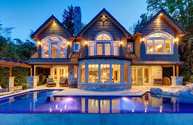 house plans for waterfront homes fashionable inspiration waterfront villa house plans see luxury houses pins modern