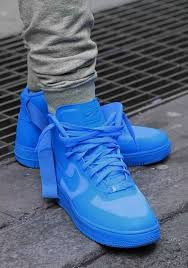 nike shoes air force blue. love the all blue nike high top shoes! nike shoes air force