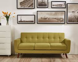 Modern Furniture For Living Room Furniture Nice Mid Century Sofa For Modern Family Room Ideas