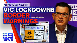 Look no further than the emerging global oligarchy. Update Vic Hotspots Sent Into Lockdown State Premiers Take Action Against Vic 9 News Australia Youtube