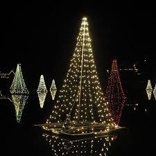 Salem Pond Lights Photos Salem Starts Off Holiday Season With Annual Pond