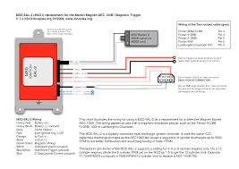 msd 6al wiring diagram 7530 msd discover your wiring diagram msd 7al 2 wiring diagram nodasystech