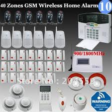 Fortress Security Store S02-B Wireless Home Security Alarm System Kit  stars44