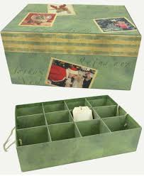 Ornament Storage Preserve For Years To Come  Sterilite CorporationChristmas Ornament Storage