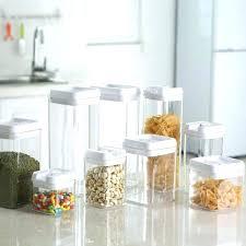 kitchen jars modern kitchen glass jars for storage kitchen jars