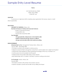 Entry Level Resume Templates Free Resume Template Professional Free And Examples For Sample Psd 100 60