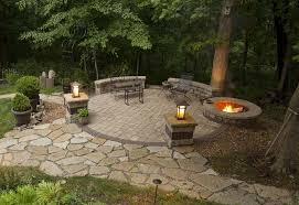 outdoor fire pit seating ideas 4