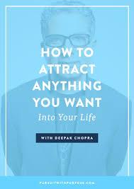 Deepak Chopra Quotes Spiritual Awakening Law Of Attraction
