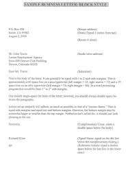Bunch Ideas Of Sample Business Letter Format Complaint With
