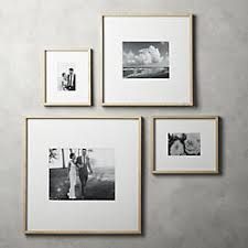 picture frames. Plain Picture Gallery Oak Picture Frames With White Mats Intended I