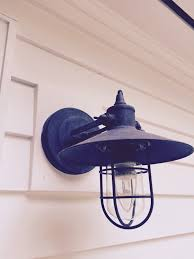 lighting how can should i mount this porch light home rear of exterior fixture