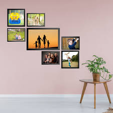 photo frame collage wall hanging pf9