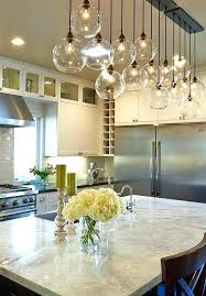 Fascinating Hanging Island Lights Fantastisch Pendant For Kitchen