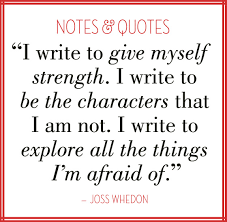 Joss Whedon Quotes. QuotesGram via Relatably.com