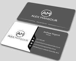 design freelancer entry 12 by allhajj17 for business card design for freelance