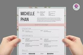 page resume photos graphics fonts themes templates elegant 1 page cv template
