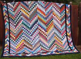 Simple Square Quilt Patterns Best Scrappy Bargello
