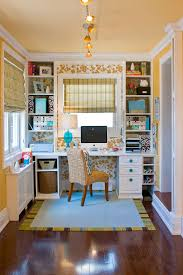wallpapered office home design. Beautiful Home Home Office And Wallpapered Office Design