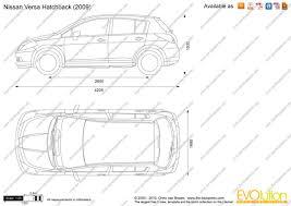 Nissan Versa Dimensions - carsworld.website
