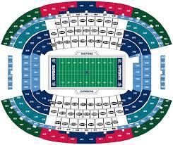 Dallas Cowboys 3d Seating Chart At T Stadium Dallas Cowboys Football Stadium Stadiums Of