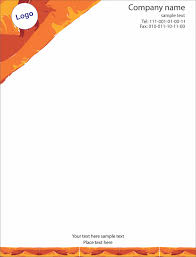 Letterhead Samples Free Download Free Download Letterhead Templates Free Letterhead