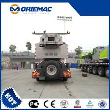 Factory Price Zoomlion Lifting Construction Machinery 110 Tons Hydraulic Mobile Truck Crane Ztc1100v753