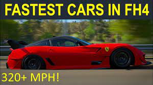 It is an rwd sports car that debuted in forza motorsport 7 and was added in forza horizon 4 on august 28, 2019, with. 2020 Updated Top 5 Fastest Cars In Forza Horizon 4 L Is The Mosler Mt900s The Fastest Youtube
