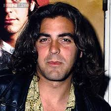 Image result for george clooney young