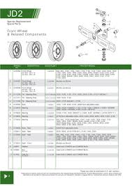 john deere front axle steering related components page 18 s 70296 john deere jd02 2