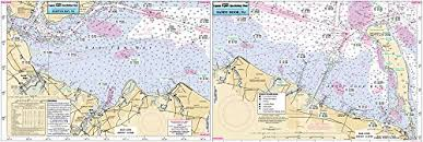 Captain Segull Inshoreraritan Bay To Sandy Hook Nj Fishing Nautical Chart