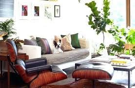 mid century modern area rugs round