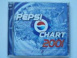 Pepsi Chart Hits Vol 3 By Various Artists 2001 Double Cd