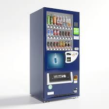 Vending Machins Inspiration 48D Vending Machine 48 Button CGTrader