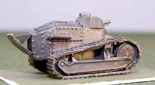 Renault FT-17 Tank  R