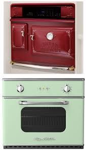 vintage retro reion wall oven