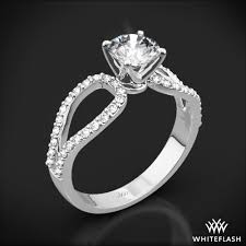 infinity diamond engagement ring. infinity diamond engagement ring 1 n