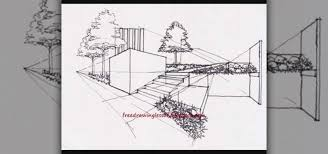 simple architecture design drawing. How To Draw Architectural Landscape « Drawing \u0026 Illustration :: WonderHowTo Simple Architecture Design