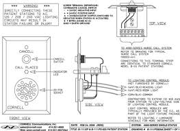 visual nurse call system series nurse call system nurse visualnurse b 111epschematic jpg