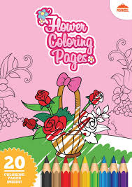 Fileflower Coloring Pages Printable Coloring Book For Kidspdf