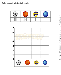Tally Chart Worksheet 5 Math Worksheets Grade 1