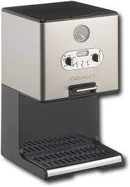 Cuisinart coffee maker not hot enough 1) outlet first of all, if your coffeemaker is not working properly and not heating up, there are chances that the outlet is not working at its optimal condition. Cuisinart Coffee On Demand 12 Cup Programmable Coffeemaker Stainless Black Dcc 2000 Best Buy