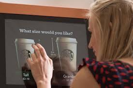 Starbucks On The Go Vending Machines