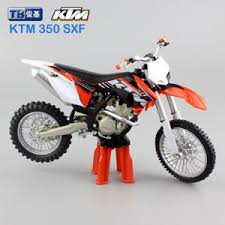 1 12 scale motorcycle ktm 350 sxf enduro motocross diecast dirt