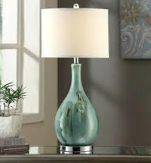 sea glass table lamp sea glass table lamp