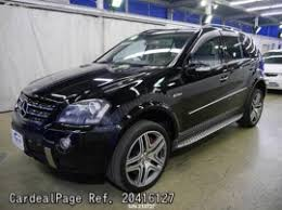 Mercedes benz ml cars for sale in south africa; 2007 Aug Used Mercedes Benz M Class Dba 164177 Ref No 416127 Japanese Used Cars For Sale Cardealpage