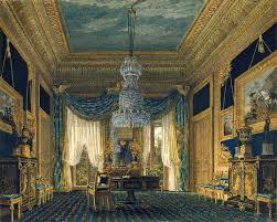 carlton house the blue velvet closet wild 1818
