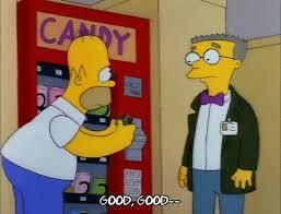 Homer Vending Machine Interesting Season 48 Homer Simpson Episode 48 GIF On GIFER By Goldenstalker