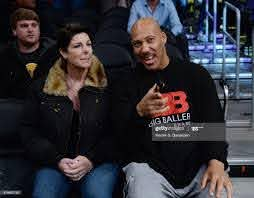 Tina Ball, parents of Lonzo Ball ...